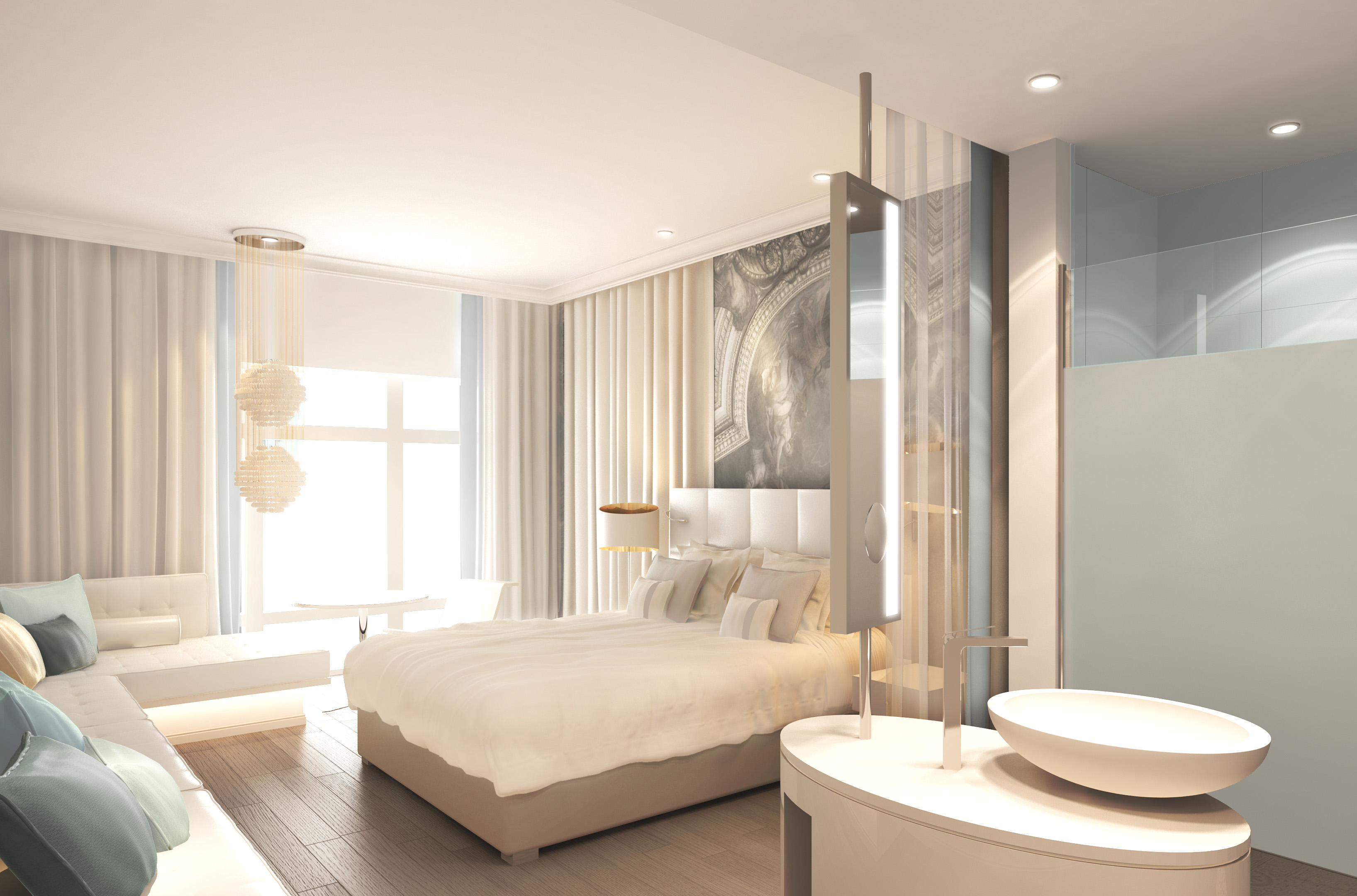 Hotel des cures marines trouville normandy france uncovered - Hotel cures marines trouville ...