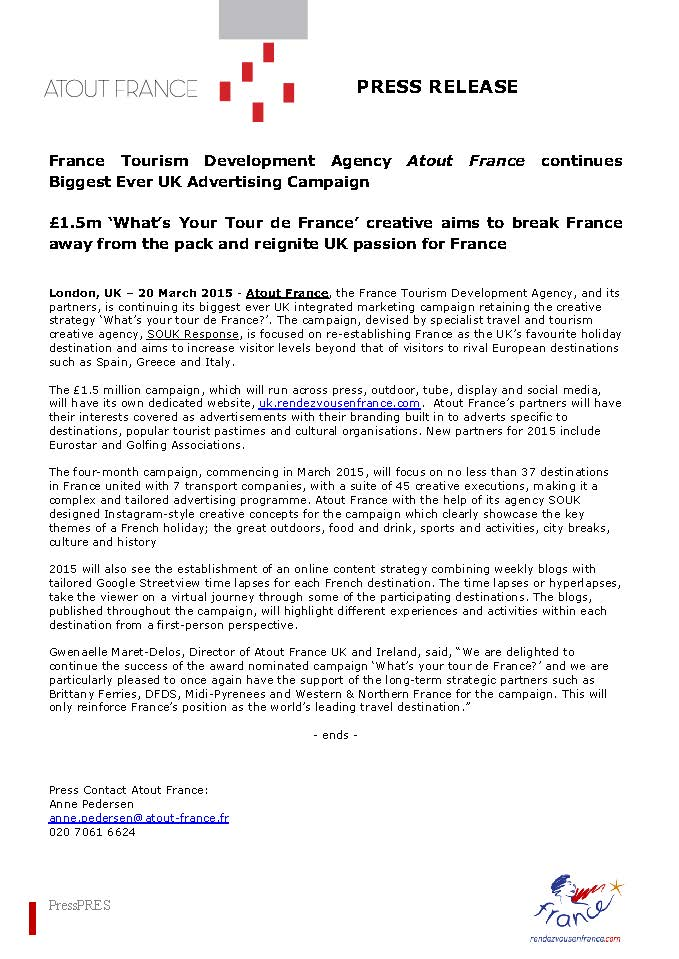 PressRelease_France_Campaign_UK_2015_Page_1