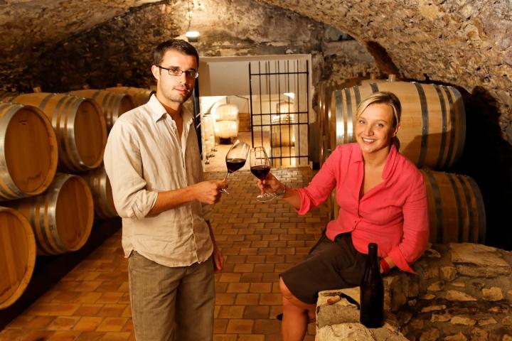 Degustation cave Sancerre_E-Mangeat_CRT Centre-Val de Loire