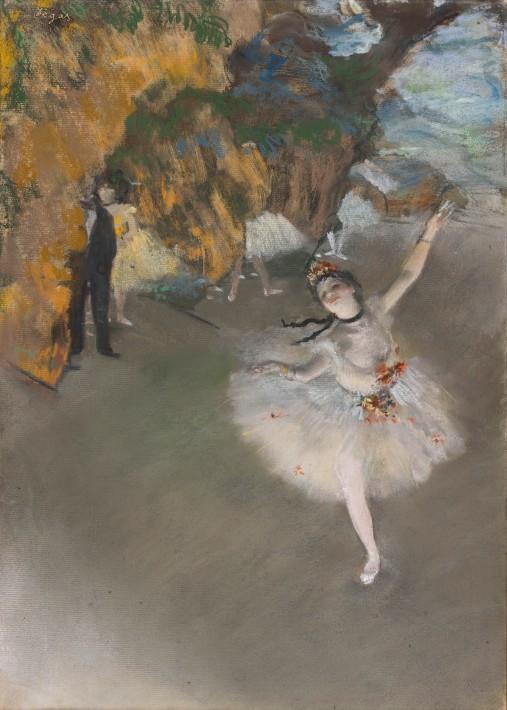 Degas exhibition -® Patrice Schmidt - Paris, mus+®e d'Orsay, Dist. RMN-Grand Palais