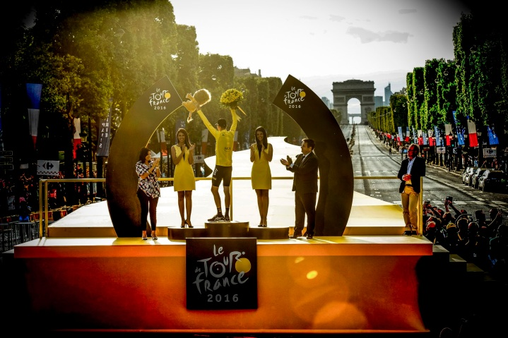 2016 Tour de France - Stage 21 - Chantilly to Paris Champs-Elysees