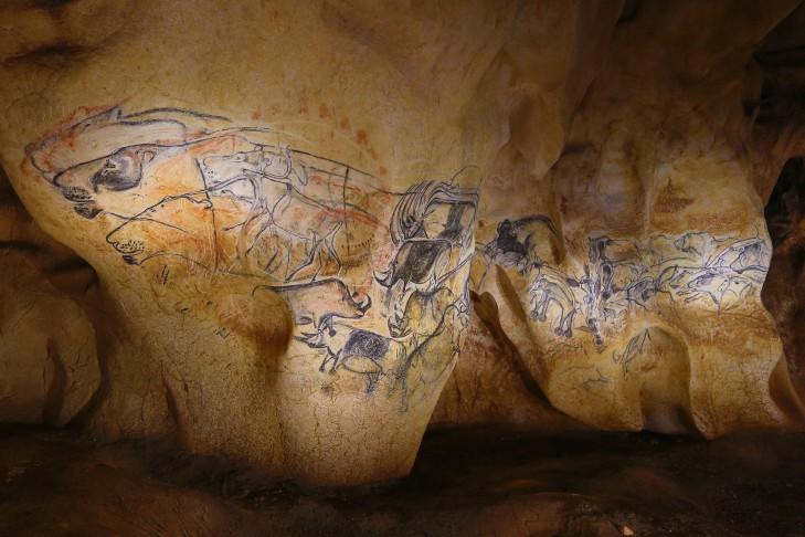 Caverne du Pont d'Arc - southern Ardèche (c) C. Fougeirol